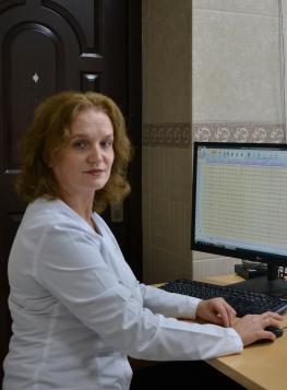 Ермолович Тамара Павловна