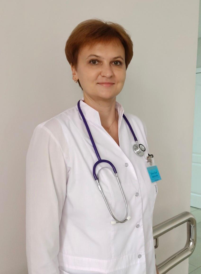 Шульга Елена Анатольевна