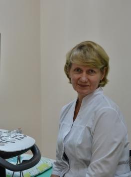 Сидорович Людмила Владимировна